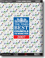 The Times Best Council List 2007
