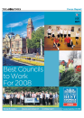 The Times Best Council List 2008